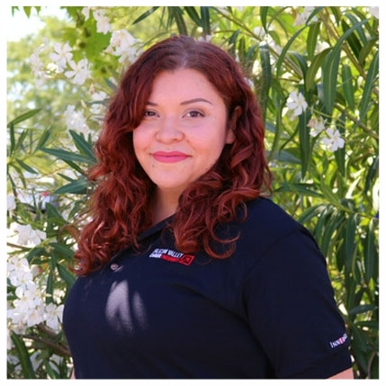 Mariel Cepeda-Cervantes - Communications & Social Media Specialist