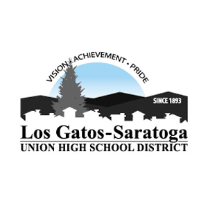 Copy of Los Gatos – Saratoga Union High School District logo