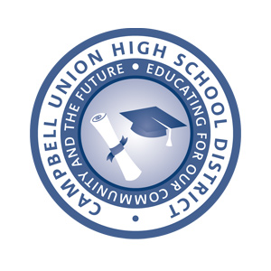 Copy of Campbell Union High School District logo