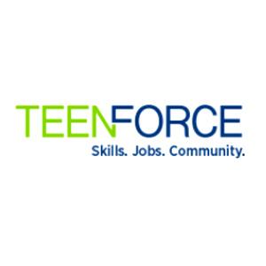 Copy of Teen Force logo