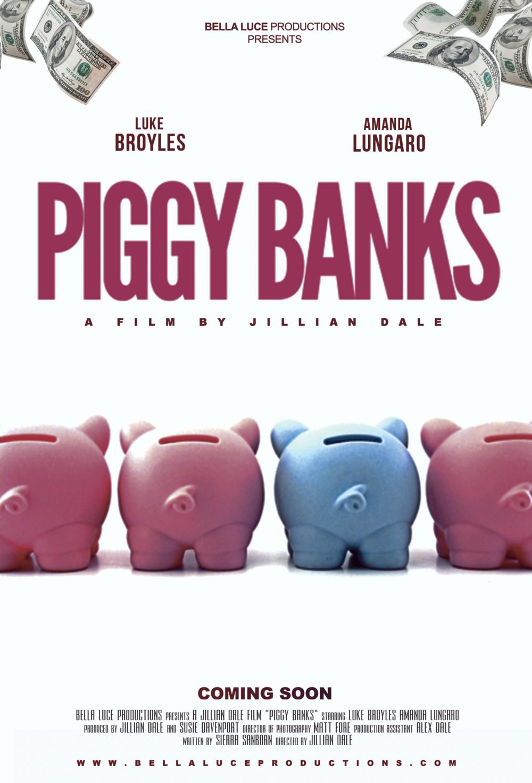 Piggy Banks Poster