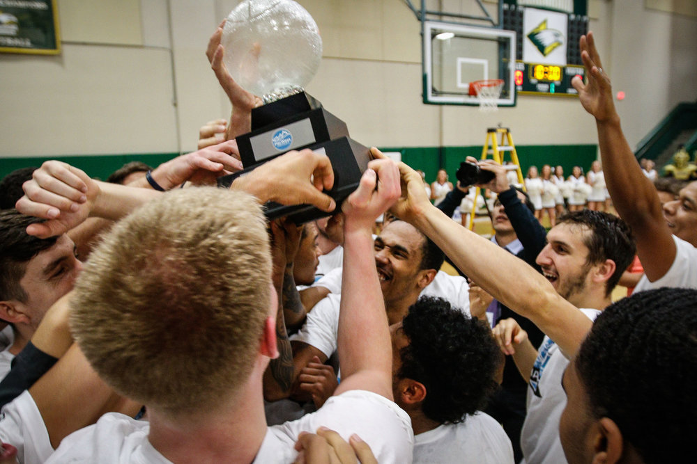 This was towards the top of best moments of the year. The CBU mens basketball team winning the PacWest championship. Last season I was with these guys a lot and seeing their hard work pay off in March was inspiring. They dominated rival APU in the final.