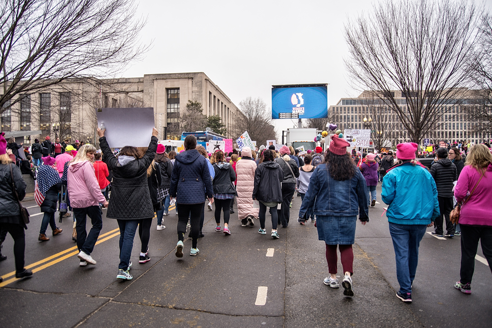 2017 Women's March on Washington 5.jpg