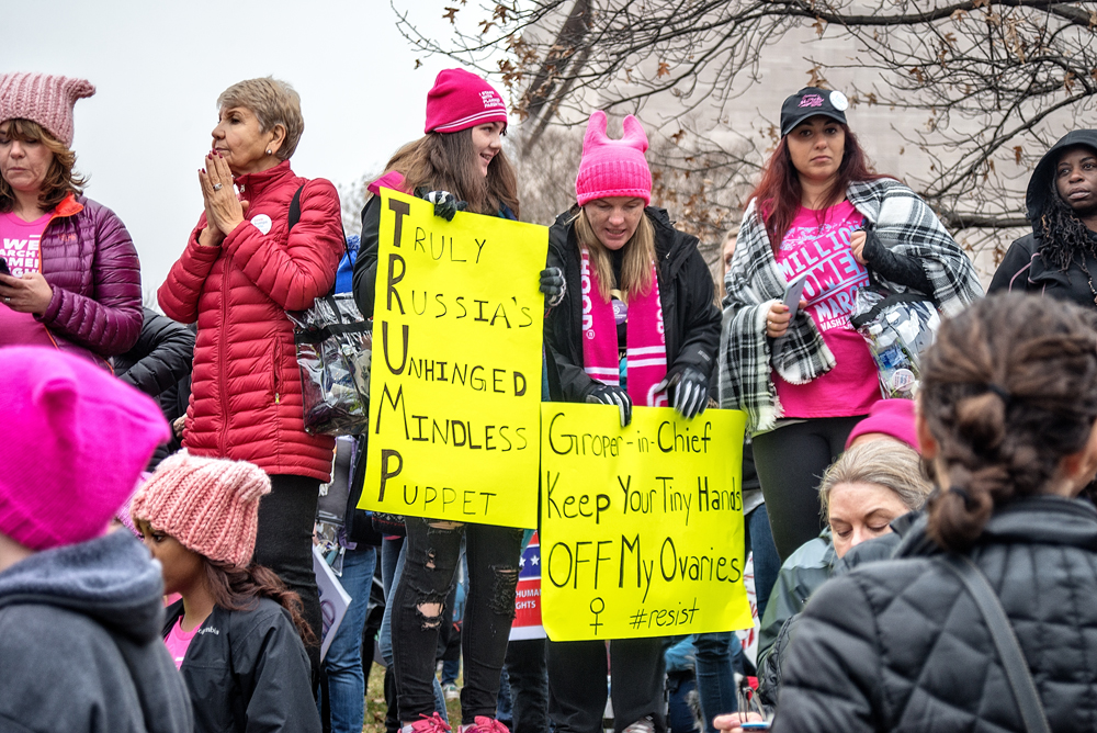 2017 Women's March on Washington 6.jpg
