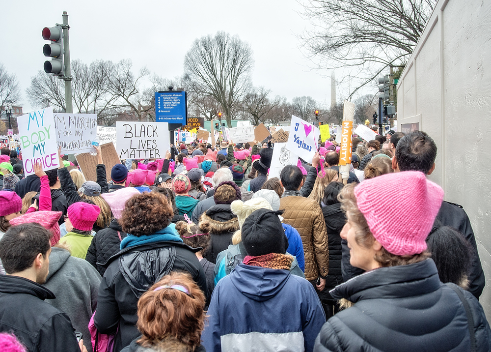 2017 Women's March on Washington 40.jpg