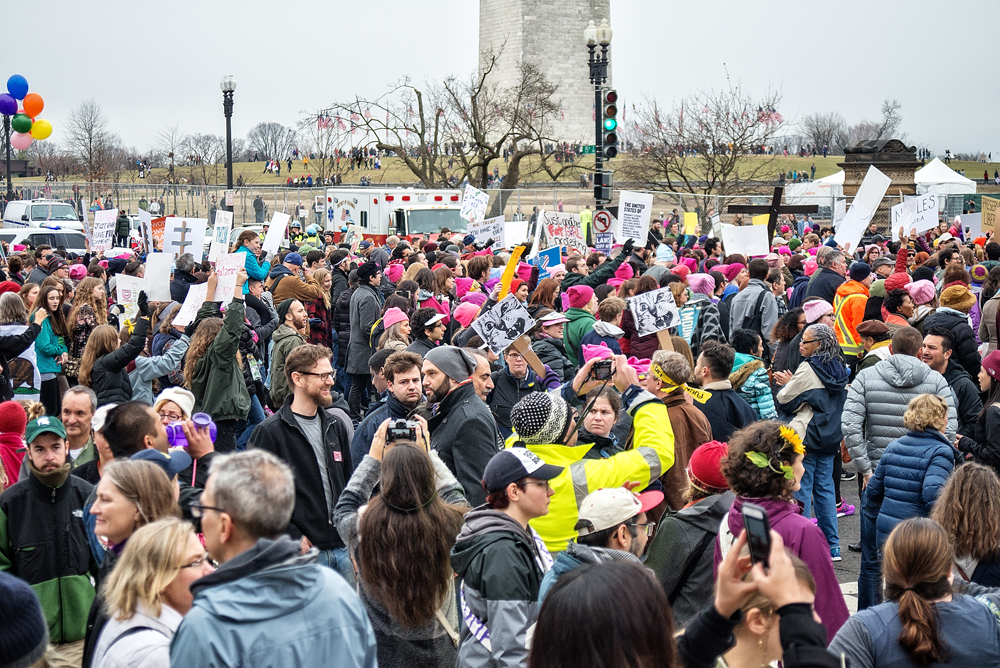 2017 Women's March on Washington 54.jpg