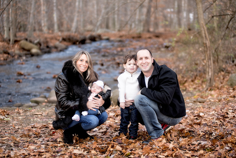 Copy of Family portraits in Wyckoff, NJ