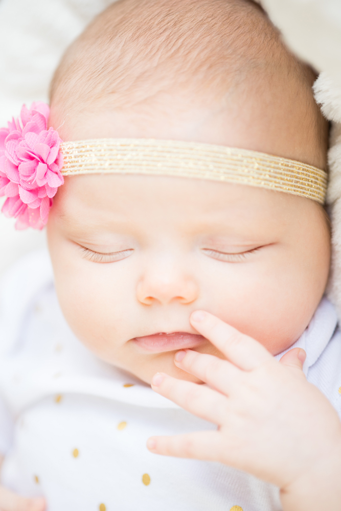Newborn photography in Ellicott City, MD