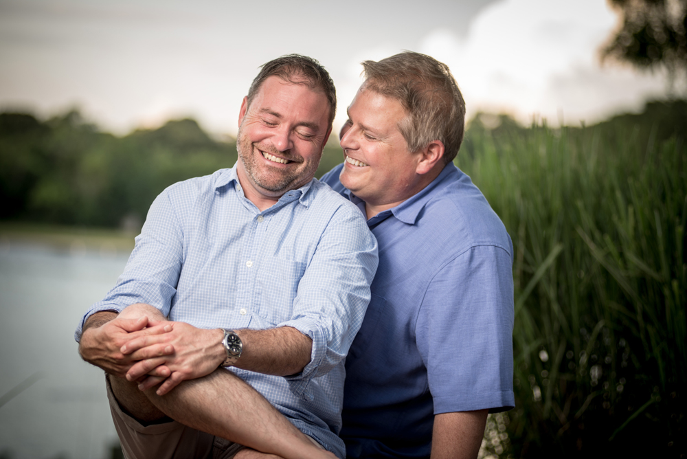 Copy of Gay engagement photography in Severna Park, MD