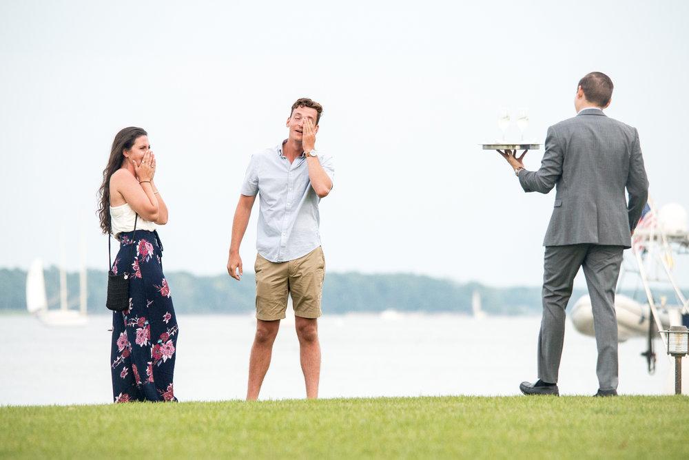 Surprise Proposal Portraits