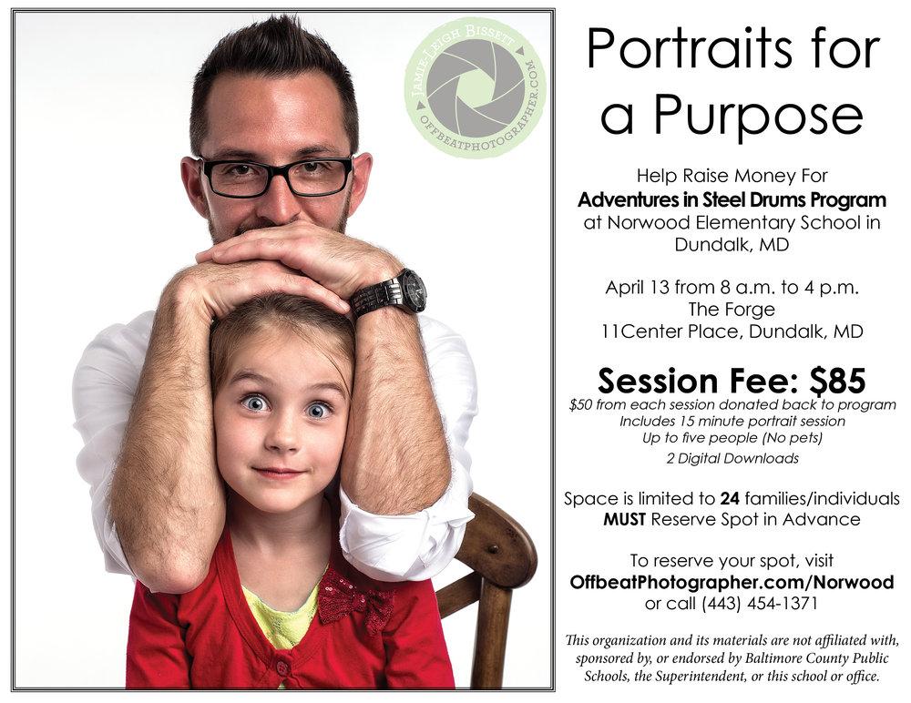 Portraits for a Purpose Fundraiser Flyer Design 4.jpg