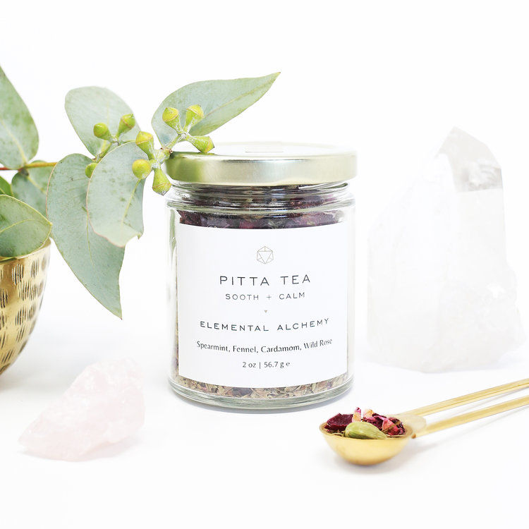 Pitta Tea: Soothing + Calming