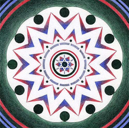 Mandala 111