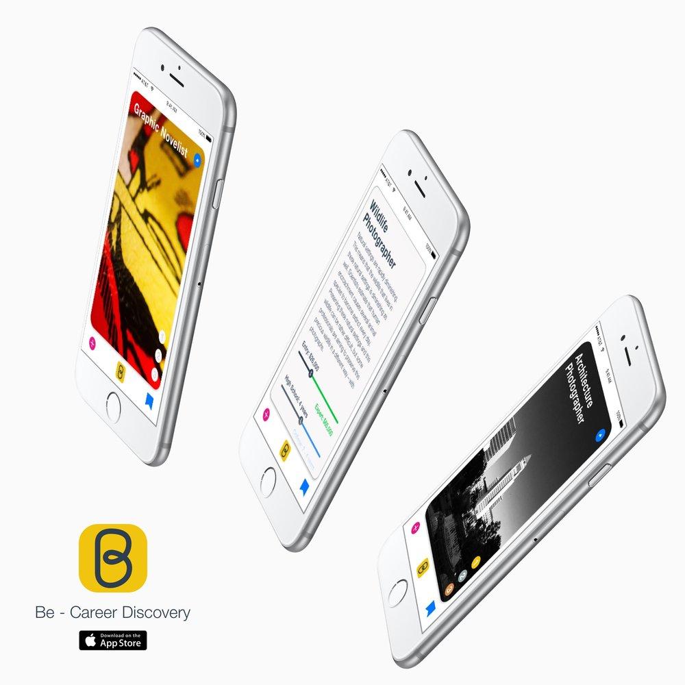 Be on Iphone app download.jpg