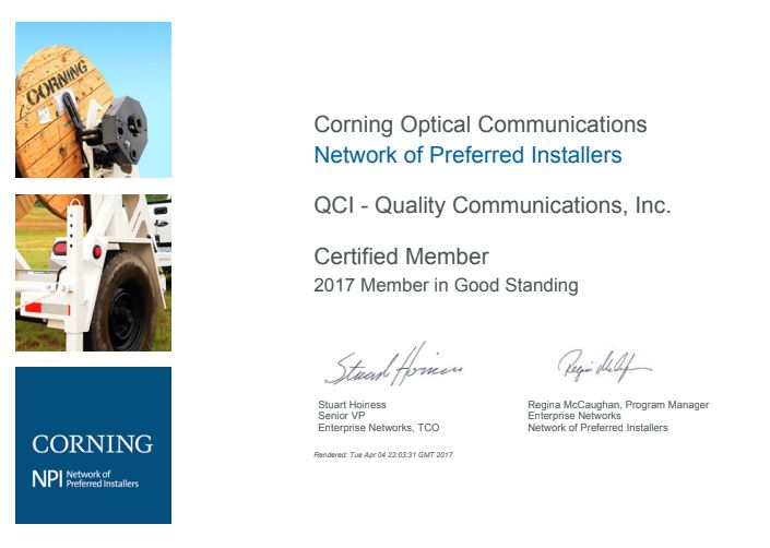 Corning certification.jpg