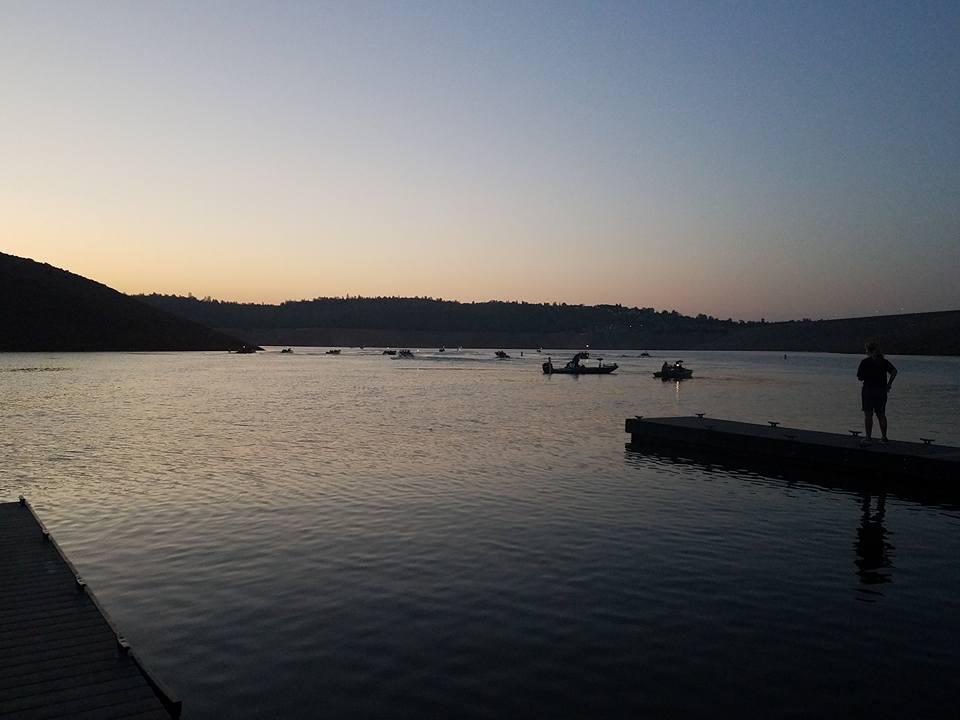 Oroville Lake 9/11/2016