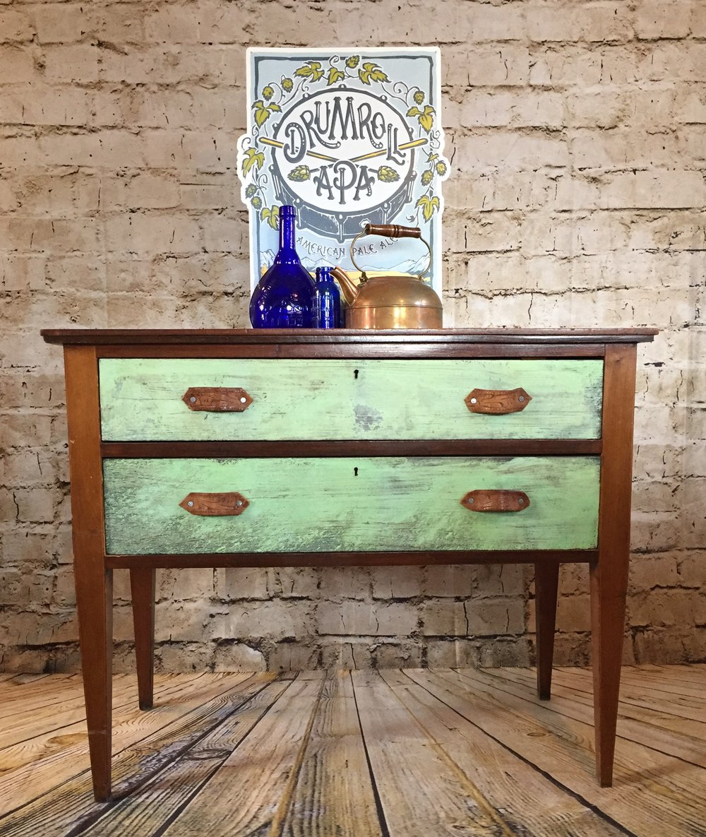 Chest of Drawers - Chest Of Drawers — Wanderlust Vintage Market