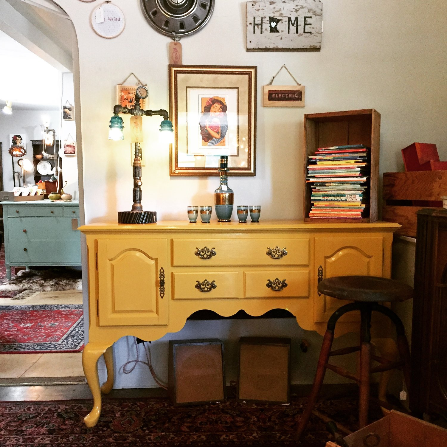 About Our Antique and Vintage Furniture - About Our Antique And Vintage Furniture — Wanderlust Vintage Market