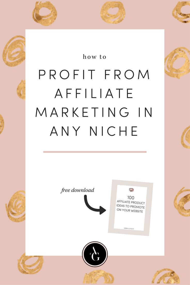 There are a lot of different ways to earn money as an affiliate partner. The process I am going to walk you through in this post is one of the easiest ways to get started with earning a profit from affiliate marketing..