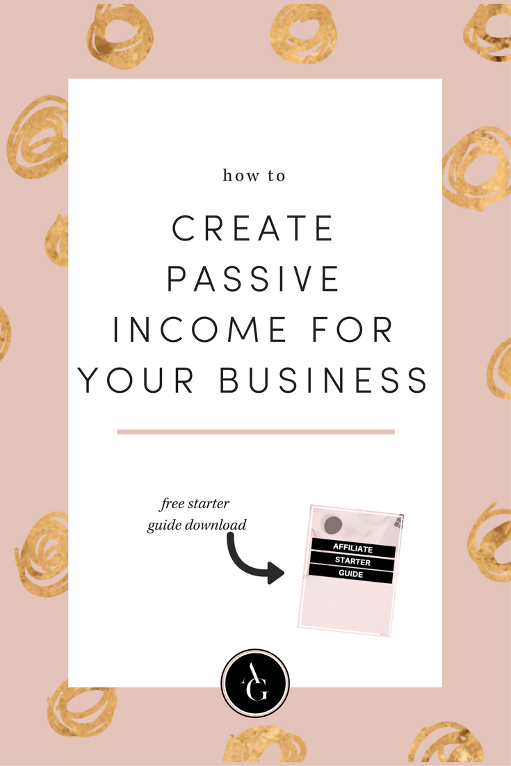 Need help creating passive income for your business? Click now to check out the strategies I use to earn money on auto-pilot.