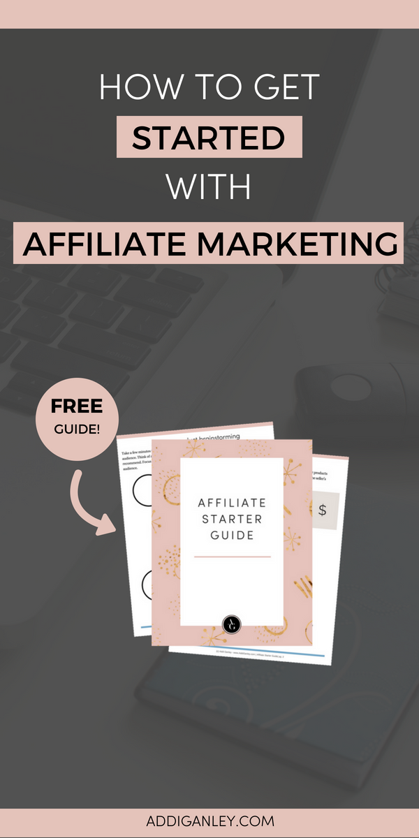 Want to setup a recurring revenue stream in your business? Find out how you can get started with affiliate marketing. Click over now to get the FREE Affiliate Starter Guide.