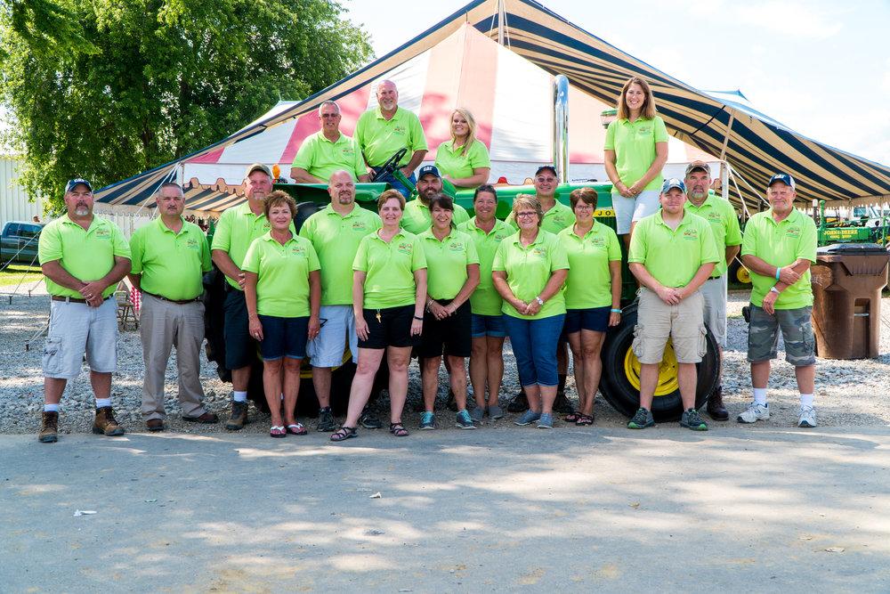 2017 Bartholomew County 4H Fair Board