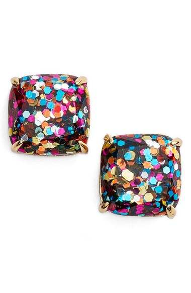 kate spade new york mini small square stud earrings Sale: $20.90 After Sale: $32.00