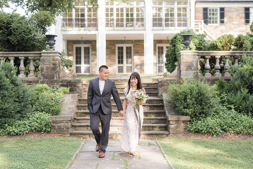 Glenview-Mansion-Engagement-Bride-Groom-Walking.jpg