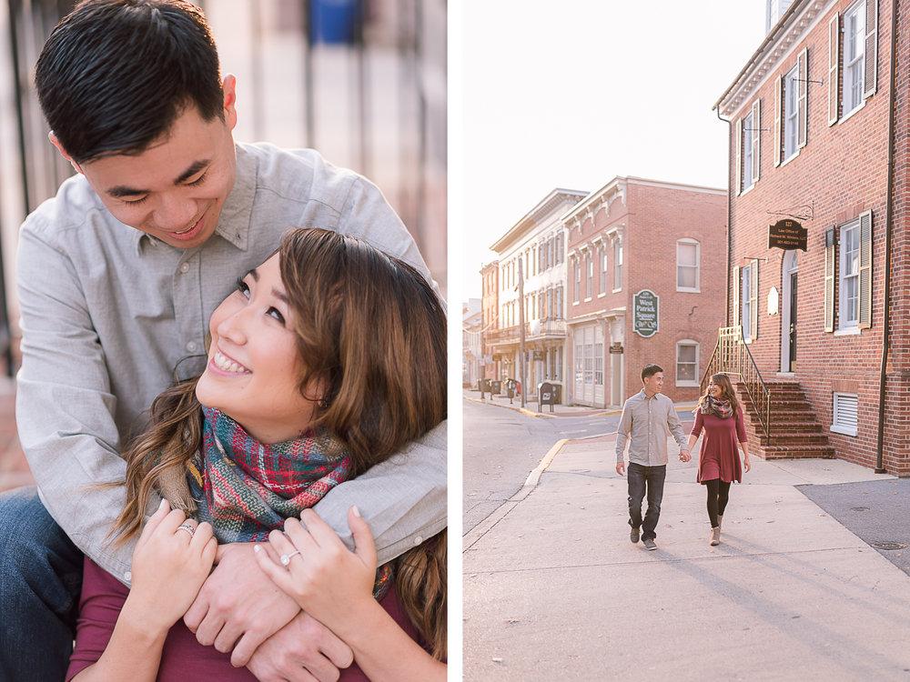 Maryland-Engagement-Downtown-Frederick-Baker-Park-30.jpg