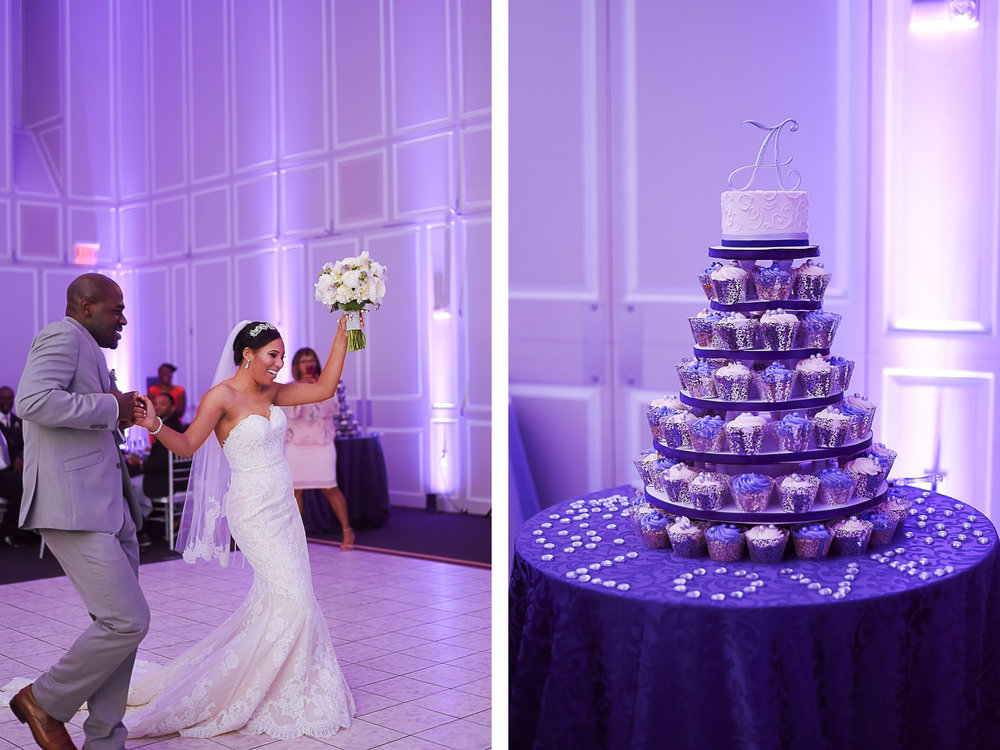 MD-Riggs-Center-Wedding-Reception-Dance-Decoration-Purple