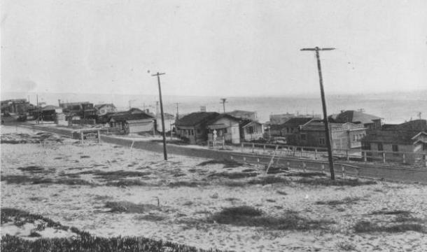 Photo © Manhattan Beach Historical Society