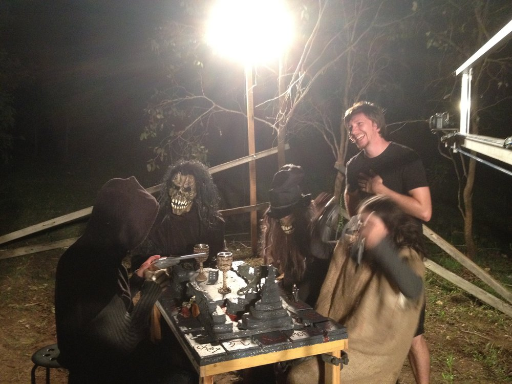 Creating a short film about the Supernatural realm
