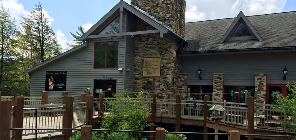 The Discovery Center at Deep Creek Lake State Park