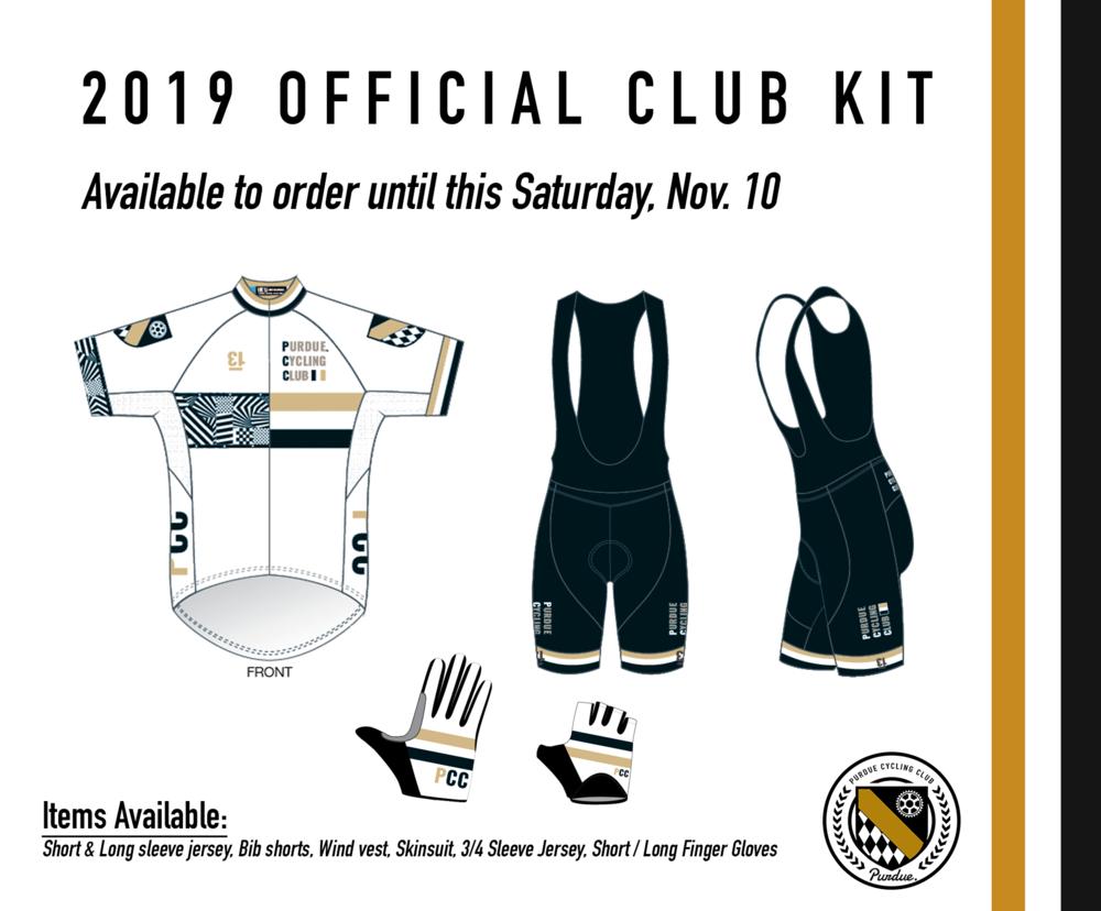 The Kit Purdue Cycling Club