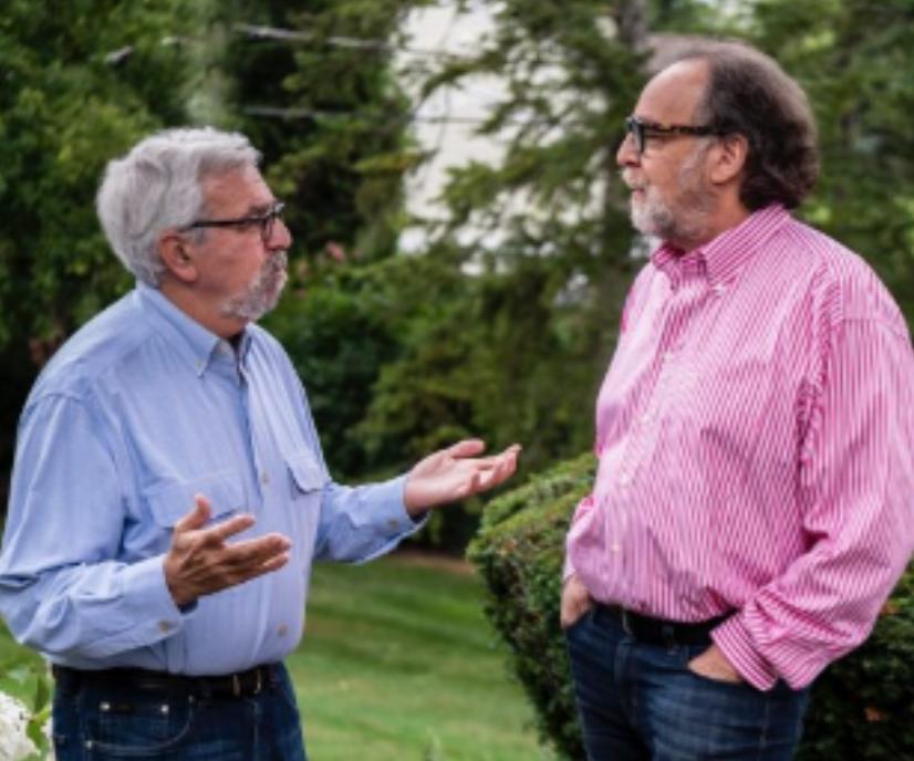 Mel Foster and Allen Einstein