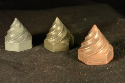 Swirly Cone Model -