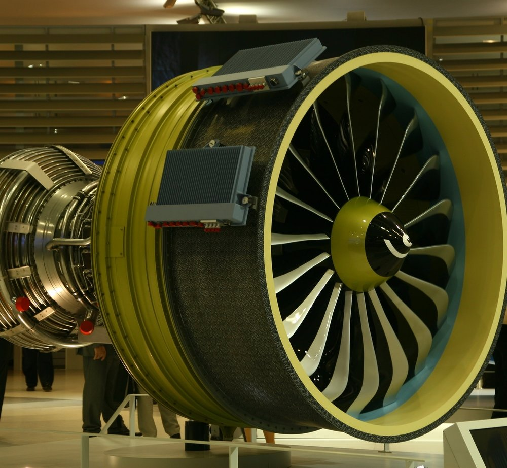 JET ENGINE TECHNOLOGY