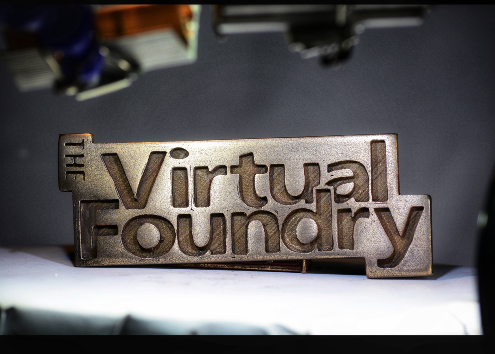 The Virtual Foundry, 3D metal printing with FFF technology - November 5, 2018: The Virtual Foundry is an American startup specialising in the development of materials for FDM / FFF technologies, one of its most prominent materials are its metal filaments: Filamet ™.