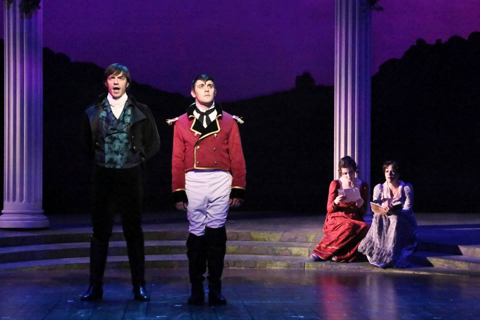 Pride and Prejudice at La Mirada Theatre