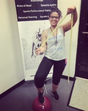 Meet Elena, SHE HAS LOST OVER 30 POUNDS AND 19 TOTAL INCHES SINCE STARTING ATTO GET RIGHT!