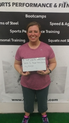 MEET LISA, SHE HAS LOST OVER 20 POUNDS AND 2 PANTS SIZES!