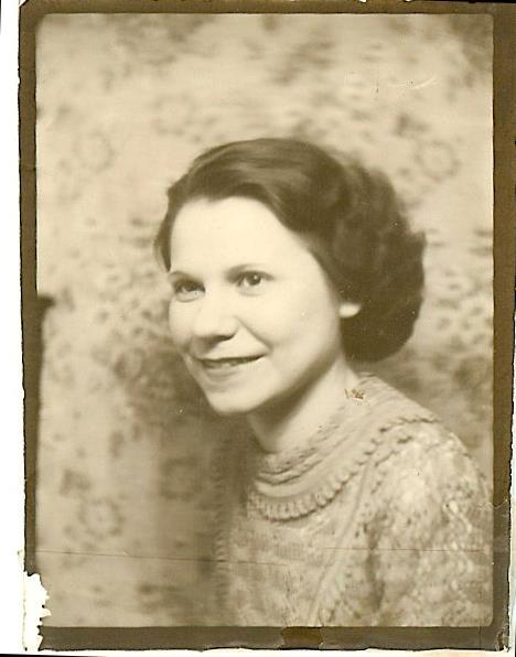 Grandma Marjorie