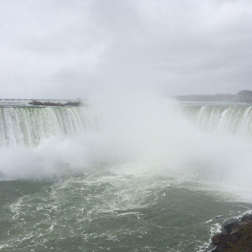 Niagara Falls, Ontario - November 2016