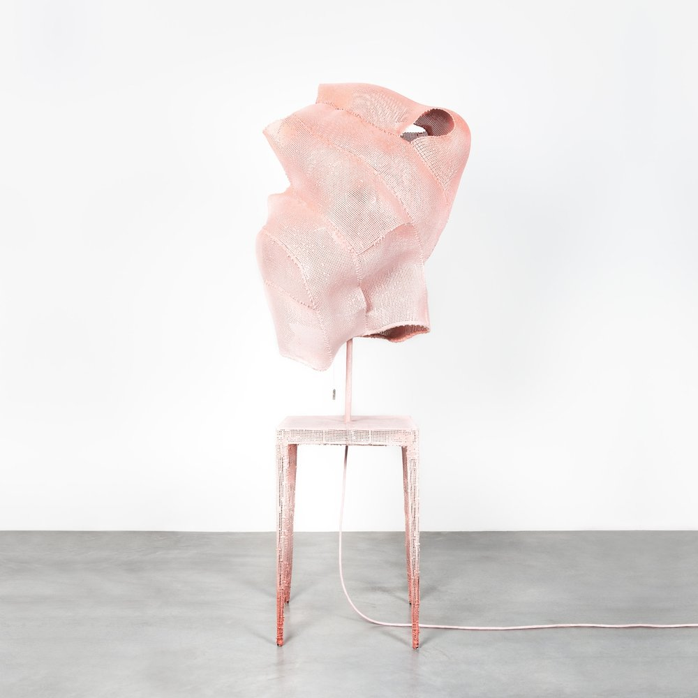 NACHO CARBONELL | TABLE COCOON 12 | 2015