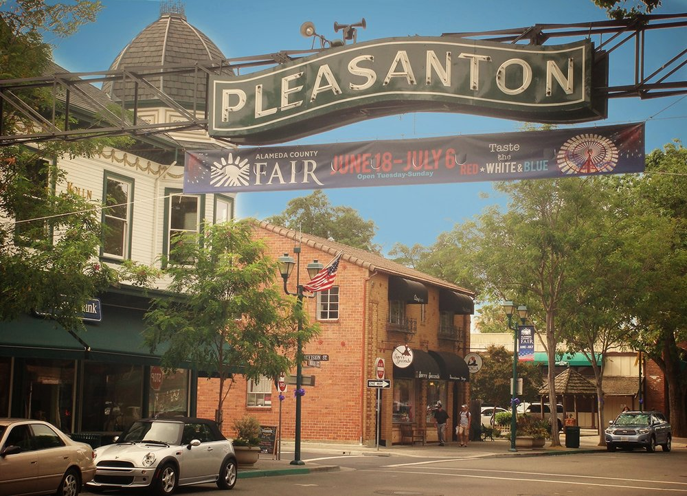 Pleasanton -