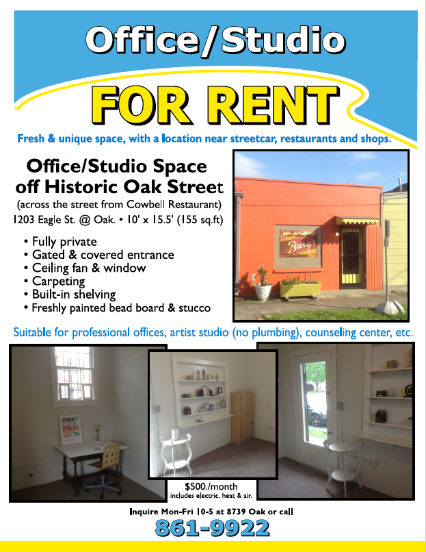Carrollton Riverbend Office Space for Rent