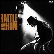 1988 - RATTLE AND HUM Desire All I Want is You Van Diemens Land Helter Skelter