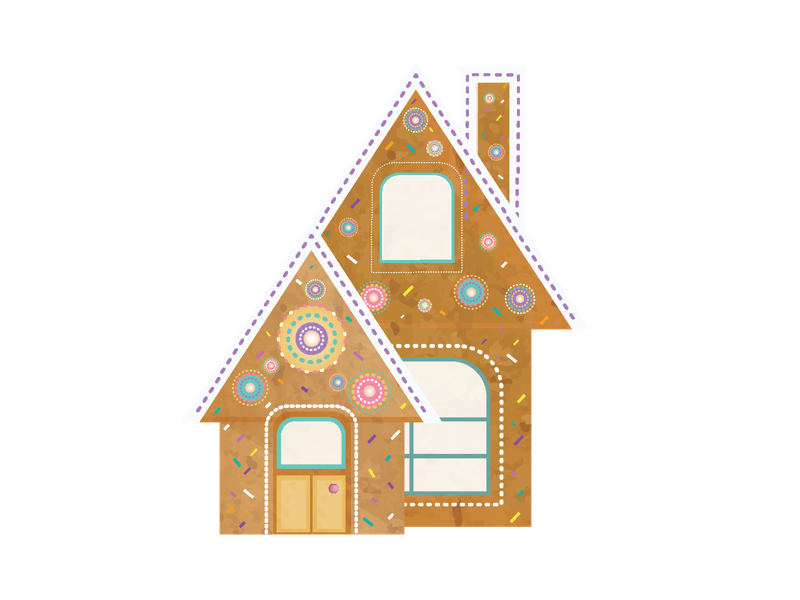 Gingerbread Haus