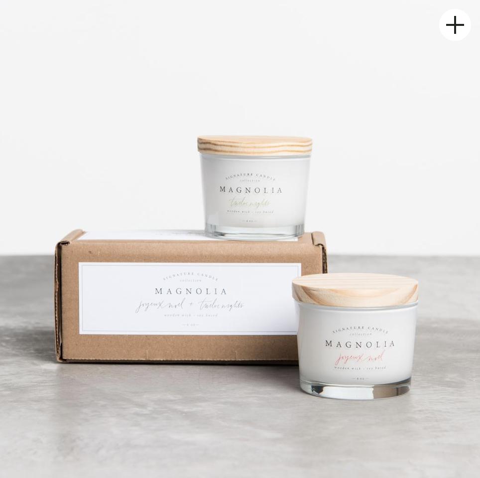 Candle Bundle - Magnolia Market