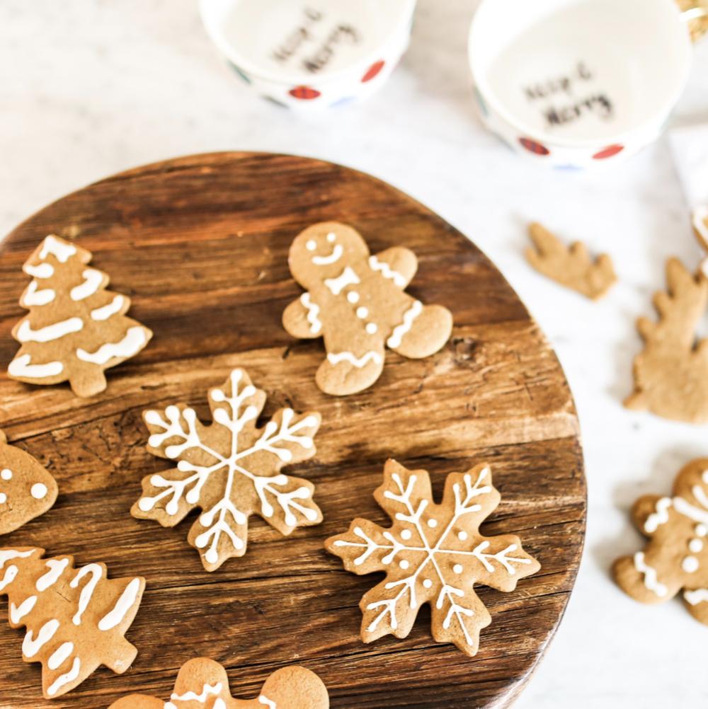Gingerbread Cookies - Elisabeth & Butter